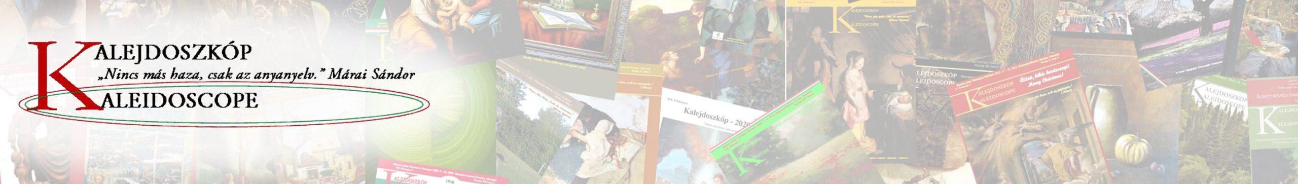 Kalejdoszkóp folyóirat